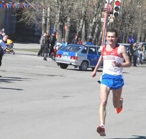Абсолютный победитель Василий Минаев