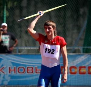 Евгений Лиханов установил рекорд России по многоборью среди юниоров