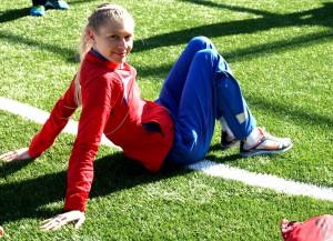 Наталья Аристархова - лидер сезона в Европе