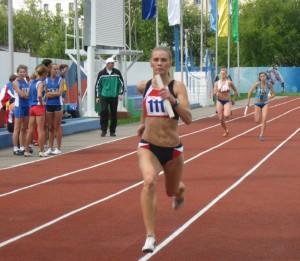Юлия Кашина заняла третье место на Кубке Москвы
