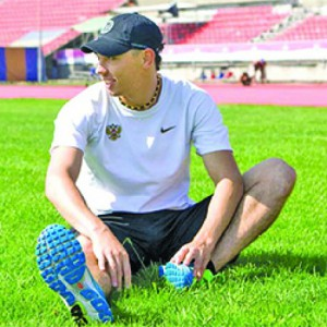 Александр Меньков: «На соревнованиях я сам себя не узнаю»
