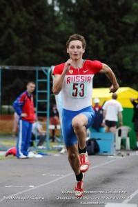 Легкоатлеты Красноярского края вернулись из Кемерово с медалями