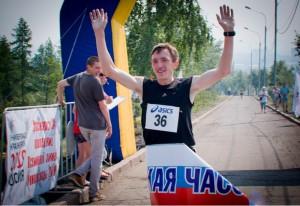Определились победители традиционного легкоатлетического пробега «Красноярская часовня»