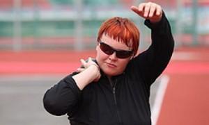 Марта Прокофьева заняла 8-е место на Паралимпиаде в Лондоне