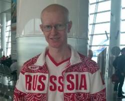 На Паралимпиаде Евгений Кегелев занял шестое место в тройном прыжке