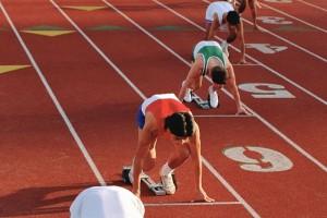 В Красноярске прошли краевые соревнования по легкой атлетике «Шиповка юных»