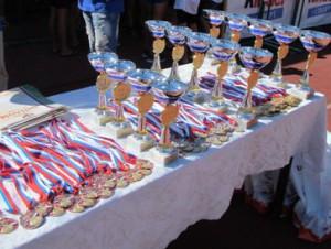 Юные легкоатлеты Красноярского края стали бронзовыми победителями «Шиповки юных» в старшем возрасте
