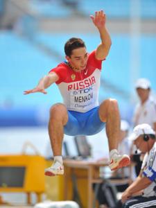 Александр Меньков: 2 золота и серебро за неделю