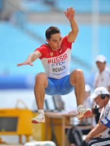 Александр Меньков второй в номинации «Прорыв года»