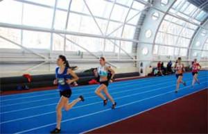 Соревнования в Томске