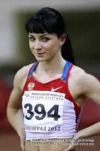 Екатерина Блескина установила новый рекорд России
