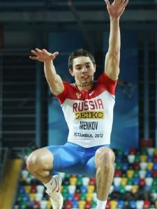 Александр Меньков - бронзовый призер чемпионата мира