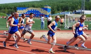 Красноярские мастера легкой атлетики успешно выступили на чемпионате России в Пензе