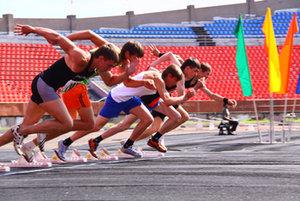 Беговые виды легкой атлетики Красноярская краевая федерация  Бег